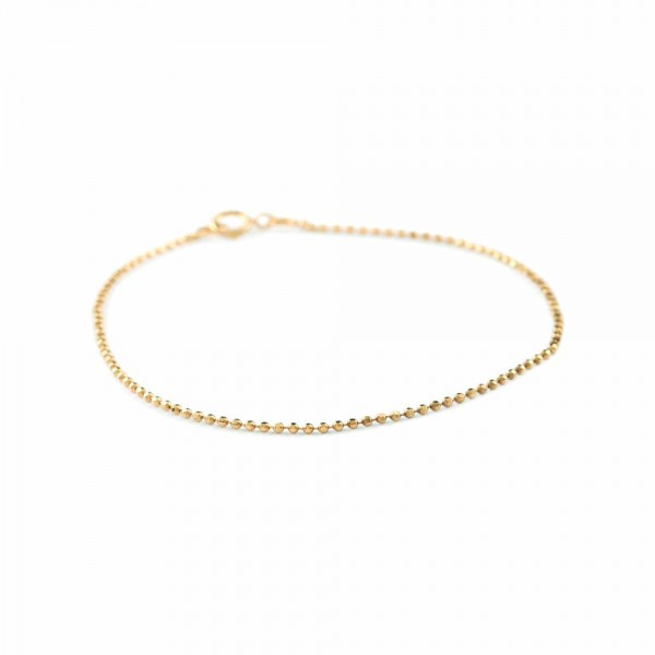 PERNILLE CORYDON Facet Plain Bracelet