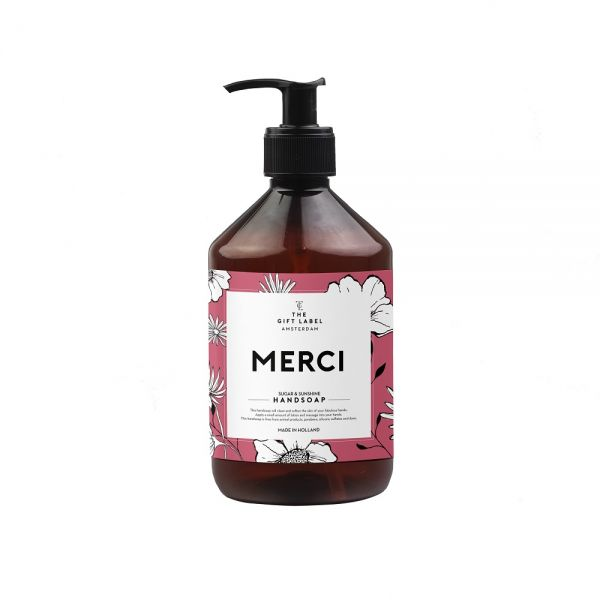 THE GIFT LABEL Hand Soap - MERCI