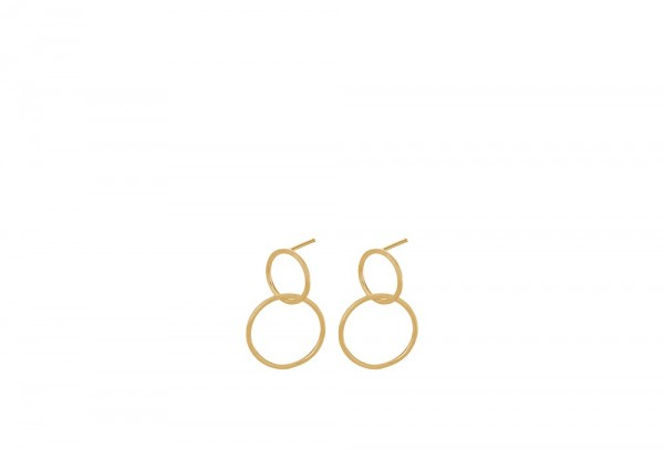 PERNILLE CORYDON Double Earrings