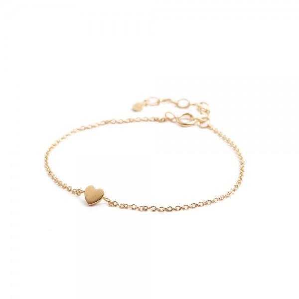 PERNILLE CORYDON Heart Bracelet