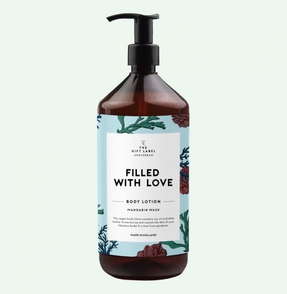 THE GIFT LABEL Body Lotion - FILLED WITH LOVE