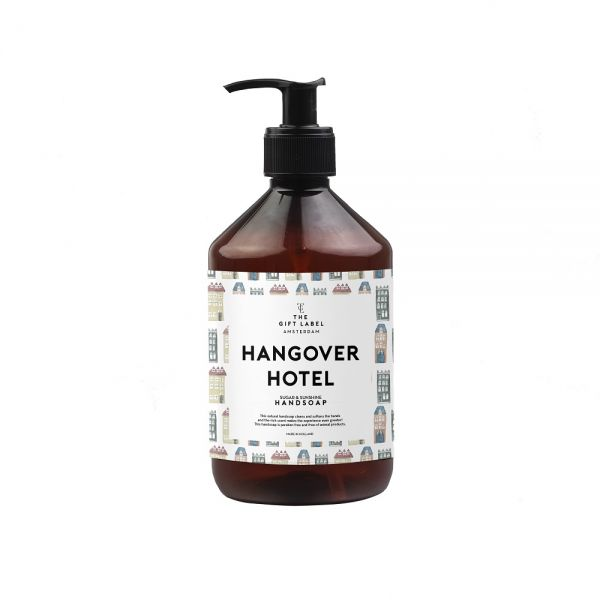 THE GIFT LABEL Hand Soap - HANGOVER HOTEL