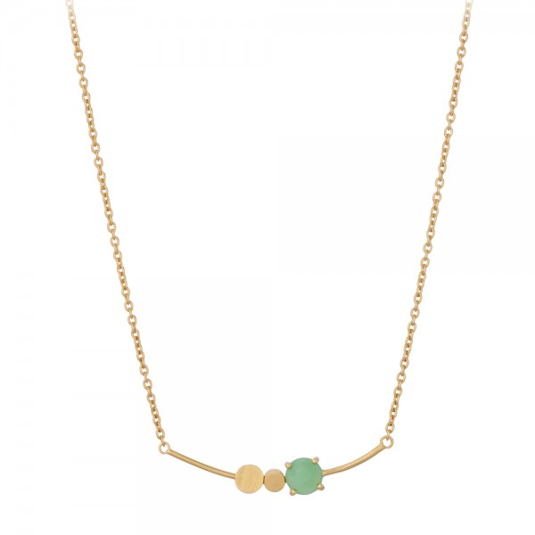PERNILLE CORYDON Moss Necklace