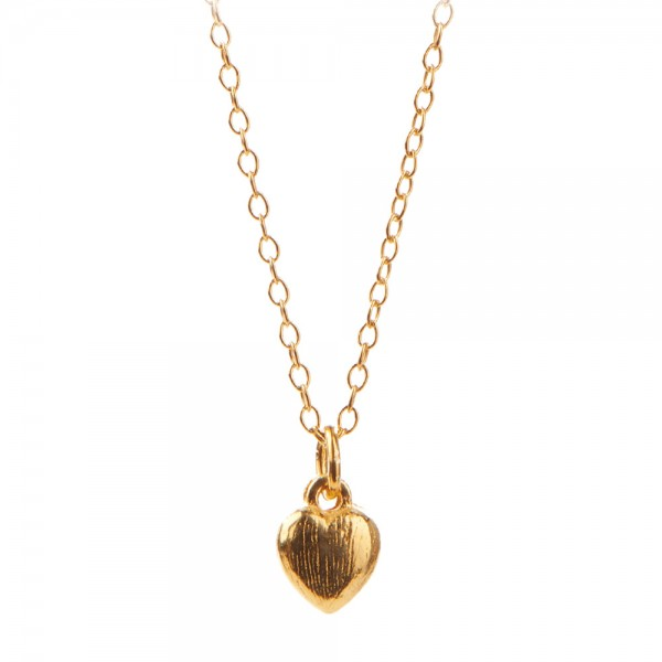 PERNILLE CORYDON Mini Heart Necklace