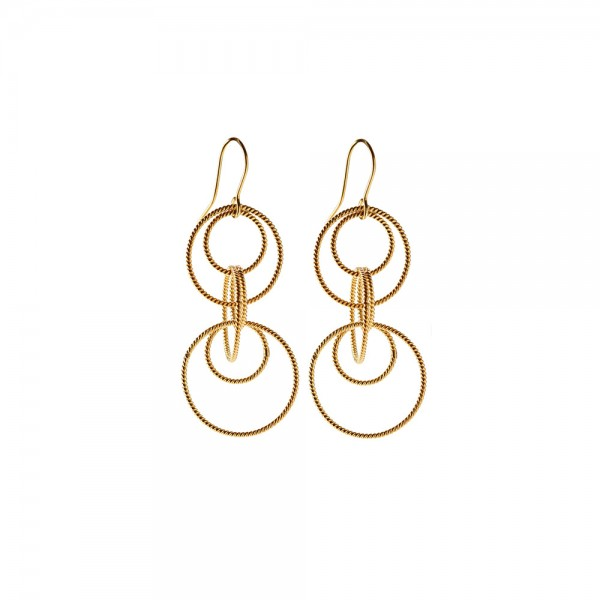 PERNILLE CORYDON Twisted Earrings
