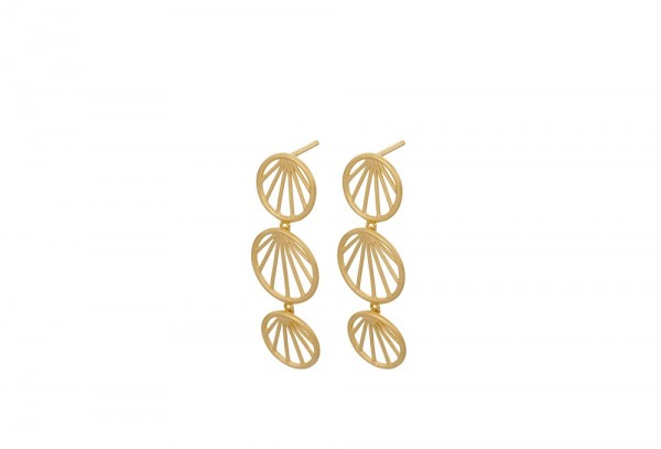 PERNILLE CORYDON Sunray Earrings