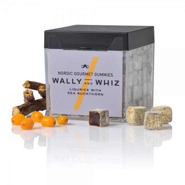 Wally & Whiz - Lakritz mit Sanddorn