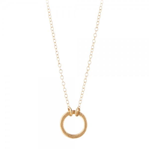 PERNILLE CORYDON Circle Necklace