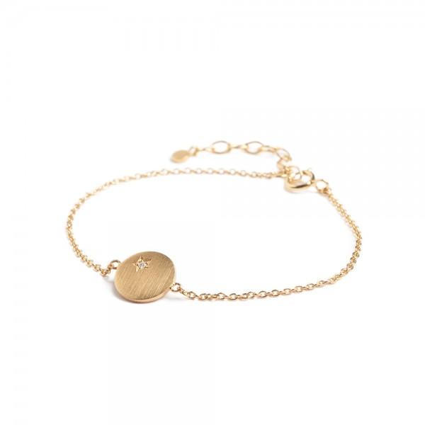 X-MAS SPECIAL PERNILLE CORYDON Diamond Coin Bracelet