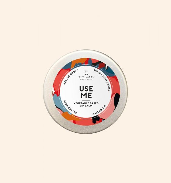 THE GIFT LABEL Lip Balm - USE ME