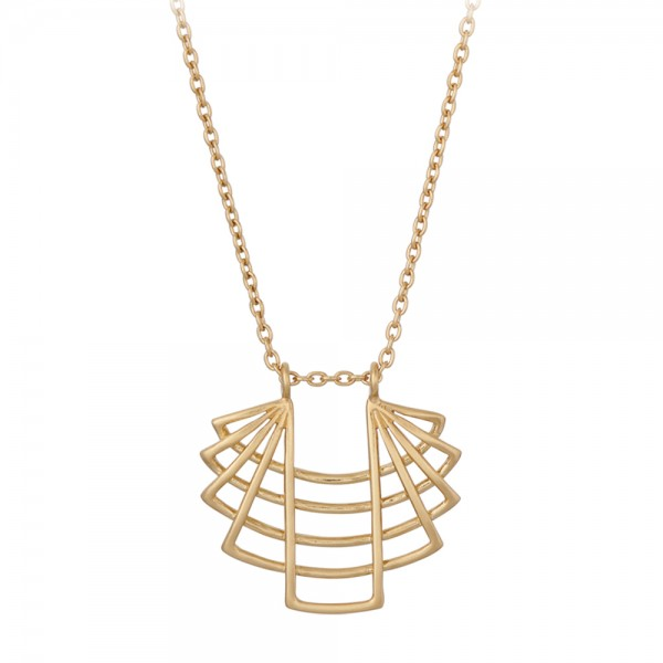 PERNILLE CORYDON Trace Necklace Short