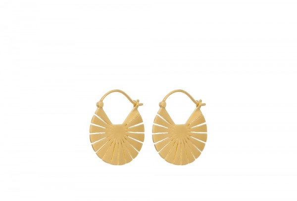 PERNILLE CORYDON Small Flare Earrings