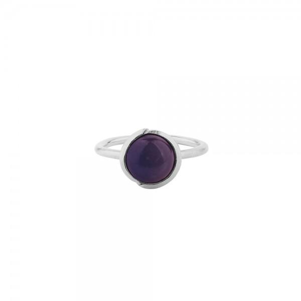 PERNILLE CORYDON Aura Amethyst Ring
