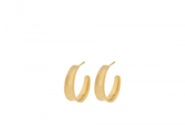 PERNILLE CORYDON Small Saga Earrings