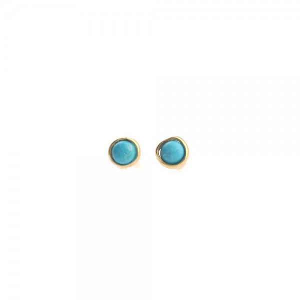 Muja Juma Earring Turquoise