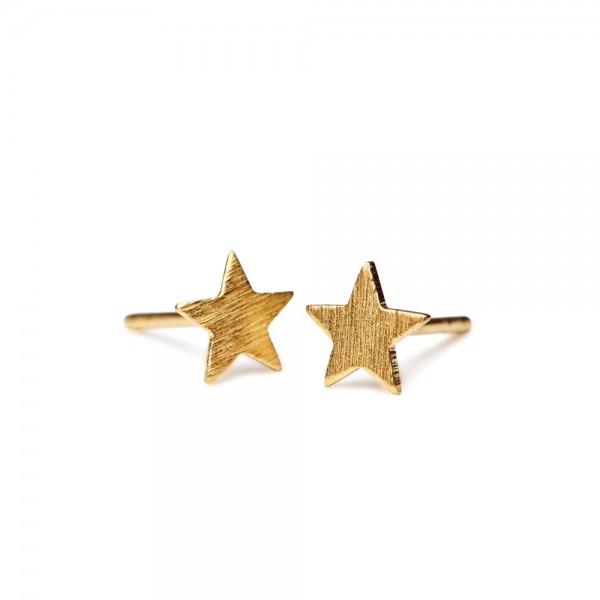 PERNILLE CORYDON Small Star Earsticks