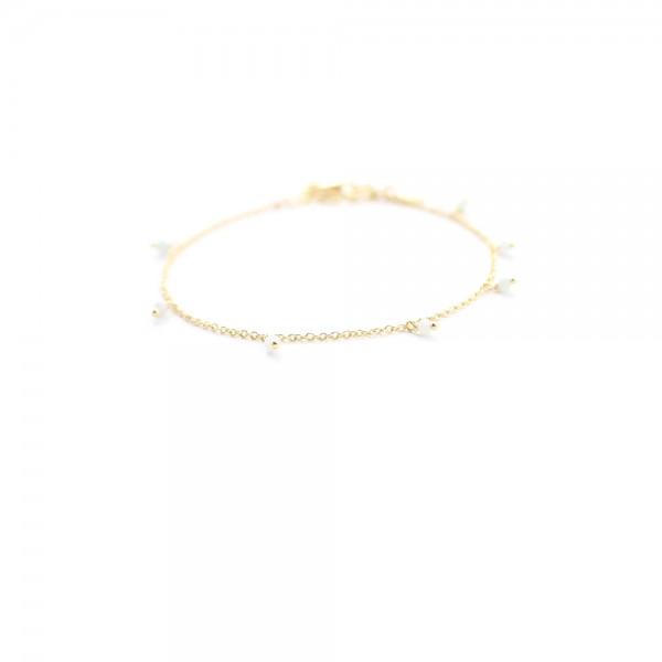 Muja Juma Bracelet Bead Amazonite