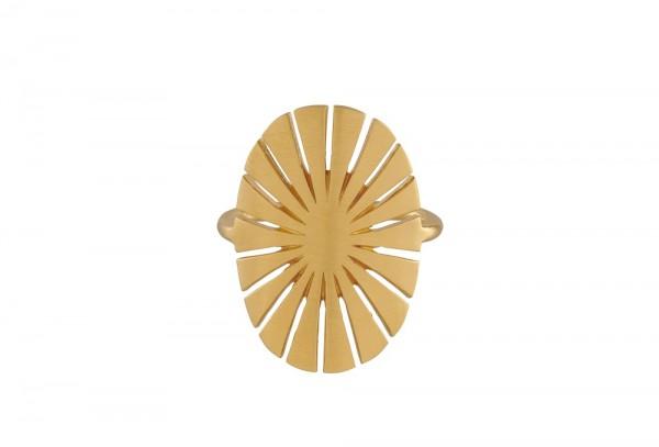 PERNILLE CORYDON Flare Ring