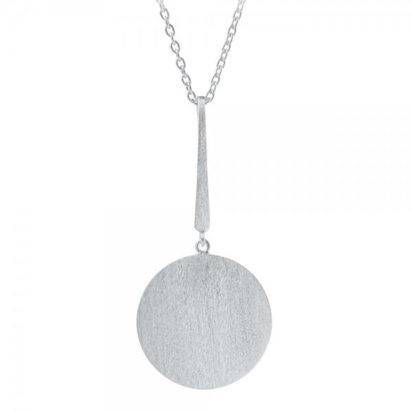 PERNILLE CORYDON Long Coin Necklace