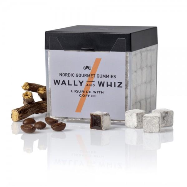 Wally & Whiz - Lakritz mit Kaffee