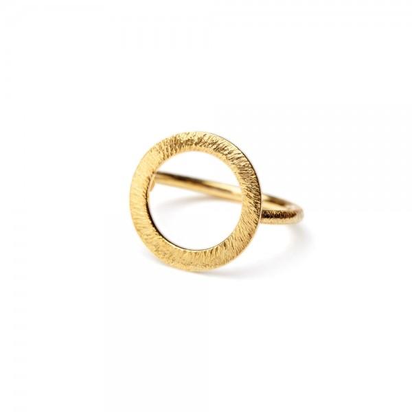 PERNILLE CORYDON Open Coin Ring