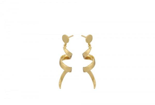 PERNILLE CORYDON Small Loop Earrings
