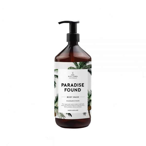 THE GIFT LABEL Body Wash - PARADISE FOUND
