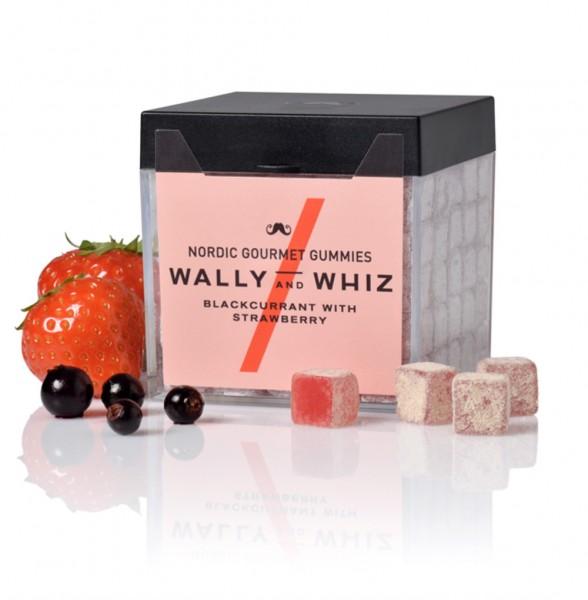 Wally & Whiz - Schw - Johannisbeere mit Erdbeere