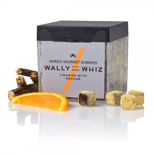 Wally & Whiz - Lakritz mit Orange