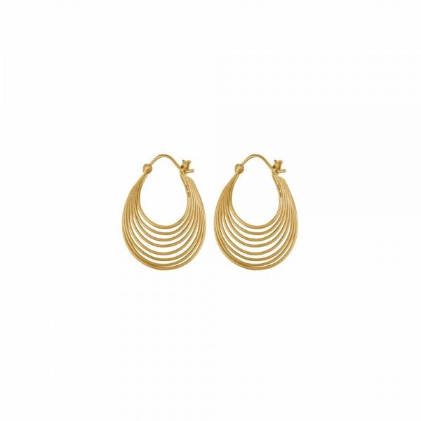 PERNILLE CORYDON Silhouette Earrings