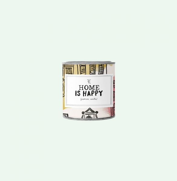 THE GIFT LABEL Duftkerze - HOME IS HAPPY