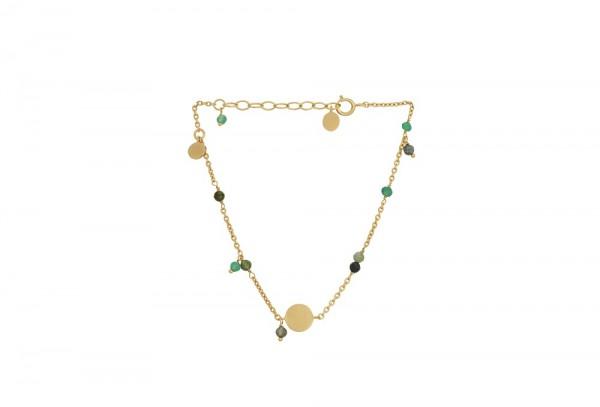 PERNILLE CORYDON Afterglow Aqua Bracelet