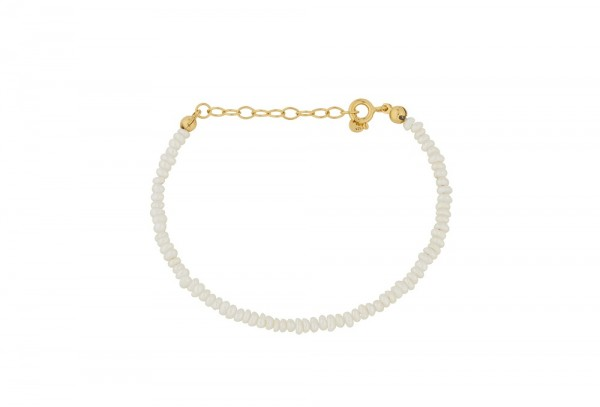 PERNILLE CORYDON Baroque Pearl Bracelet