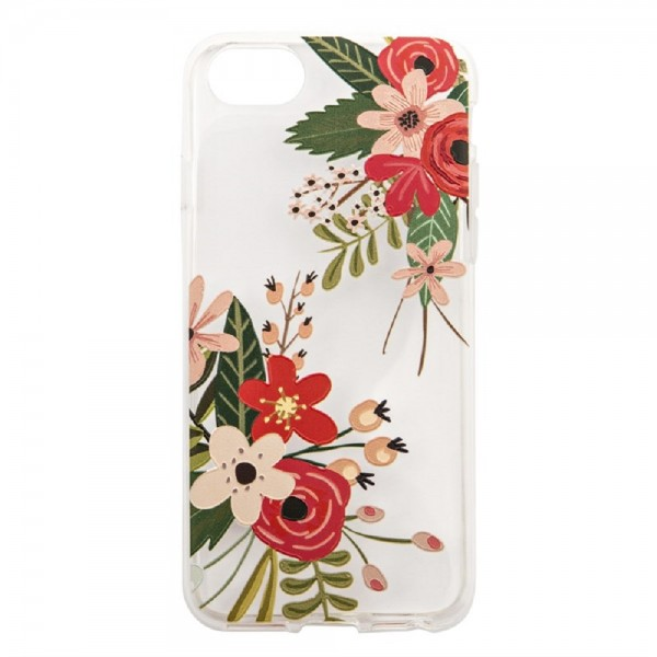 TIMI Flowers Phone Case iP 6/7/8