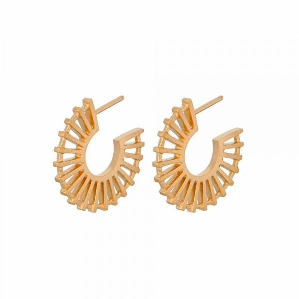 PERNILLE CORYDON Shadow Earrings
