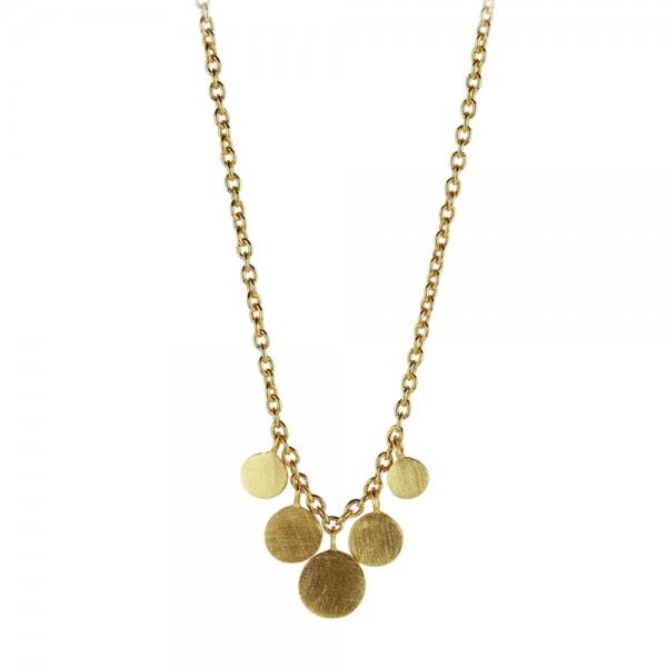 PERNILLE CORYDON Mini Coin Necklace