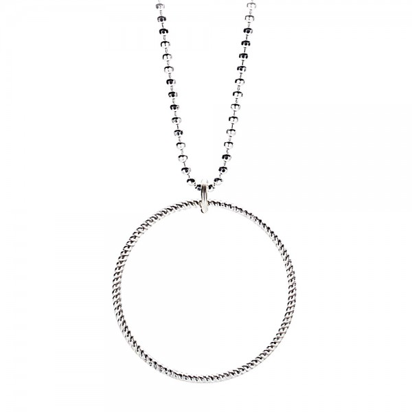 PERNILLE CORYDON Small Twisted Necklace