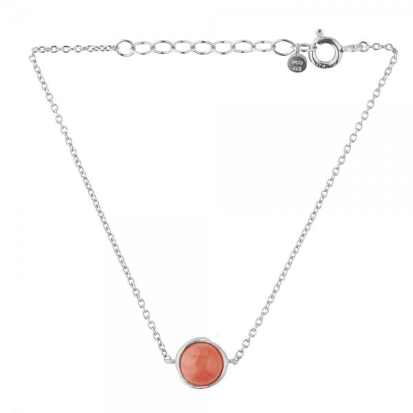 PERNILLE CORYDON Aura Coral Bracelet