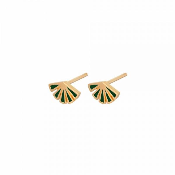 PERNILLE CORYDON Flare Green Ersticks