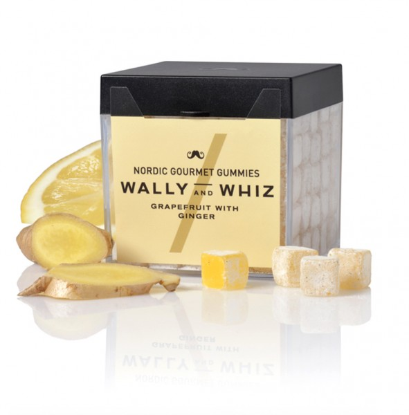Wally & Whiz - Grapefruit mit Ingwer
