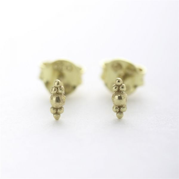 Muja Juma Earring Only Dots Arrow