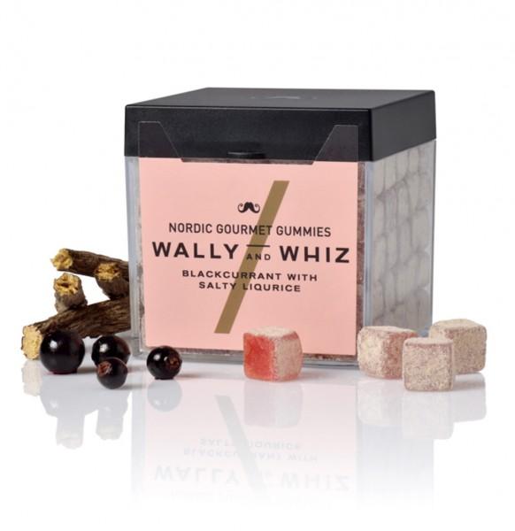 Wally & Whiz - Schw. Johannisbeere mit salzigem Lakritz