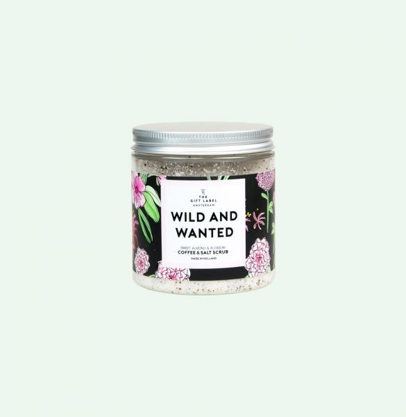 THE GIFT LABEL Body Scrub - WILD AND WANTED