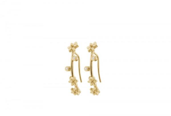 PERNILLE CORYDON Flower Earrings