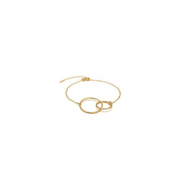 PERNILLE CORYDON Double Plain Bracelet