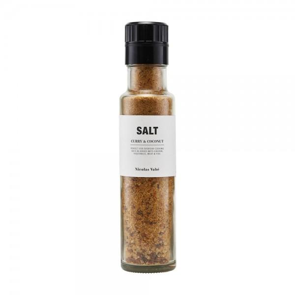 NICOLAS VAHÉ - Salz mit Curry und Kokos