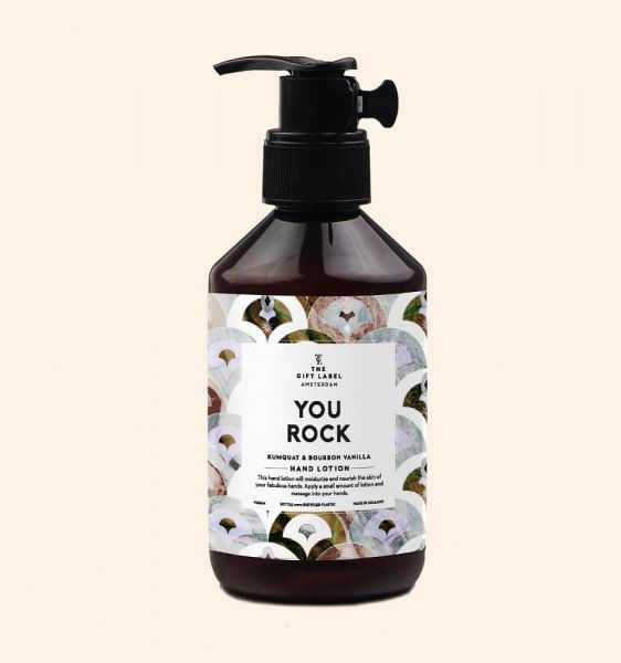 THE GIFT LABEL Handlotion - YOU ROCK