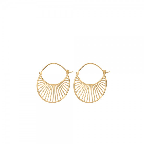 PERNILLE CORYDON Large Daylight Earrings